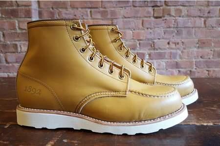 Thorogood Boots Limited Edition Mustard 1892 Janesville