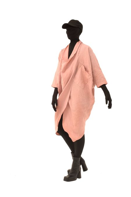 69 Cocoon Dress