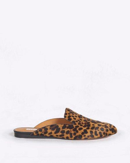 Veronica Beard Leopard Mules