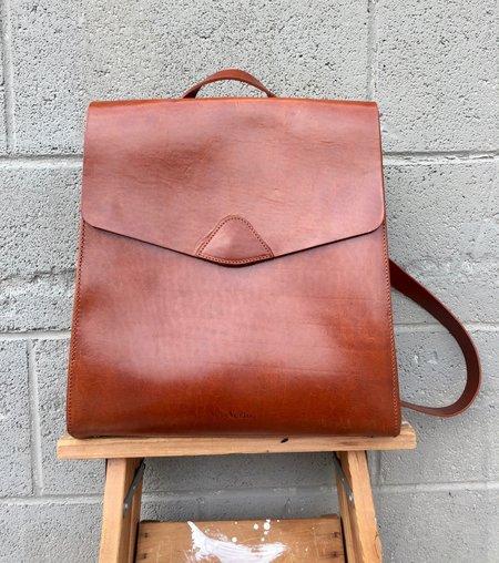 VereVerto Macta Handbag/Backpack in Brown