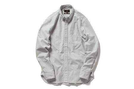 Beams + Tatersall Button Down Shirt