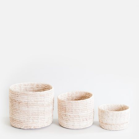 Someware Dunes Nested Baskets