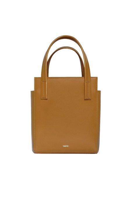 VASIC Leather Steady Mini - Ochre