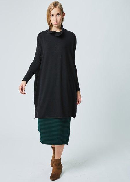 Labo.Art Marianna Wool Dress - Black
