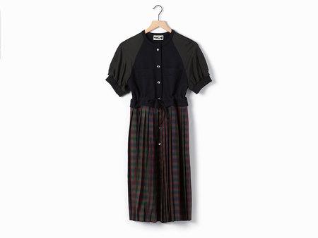 Hache Snap Dress