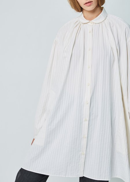 Uma Wang Tomasa Oversize Button-Up Shirt