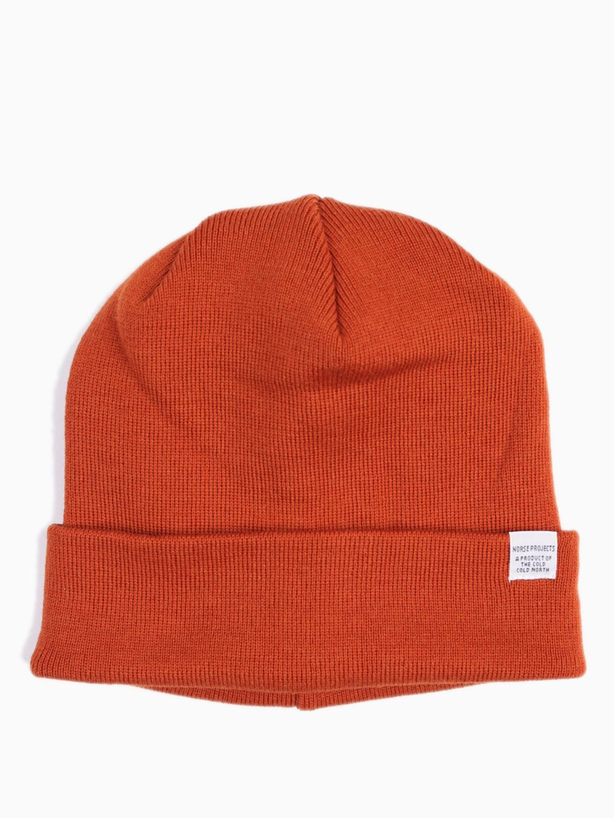 235862ac64801 Norse Projects Norse Top Beanie Ochre