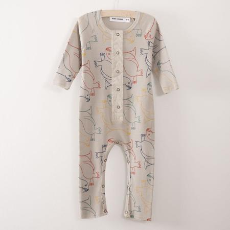 Kid's Bobo Choses Ribbed Baby Jumpsuit