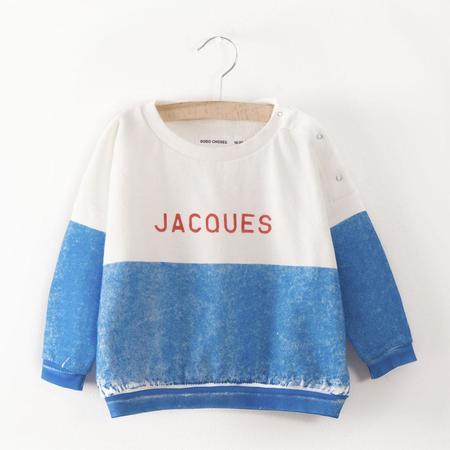 Kid's Bobo Choses Boat Baby Sweatshirt