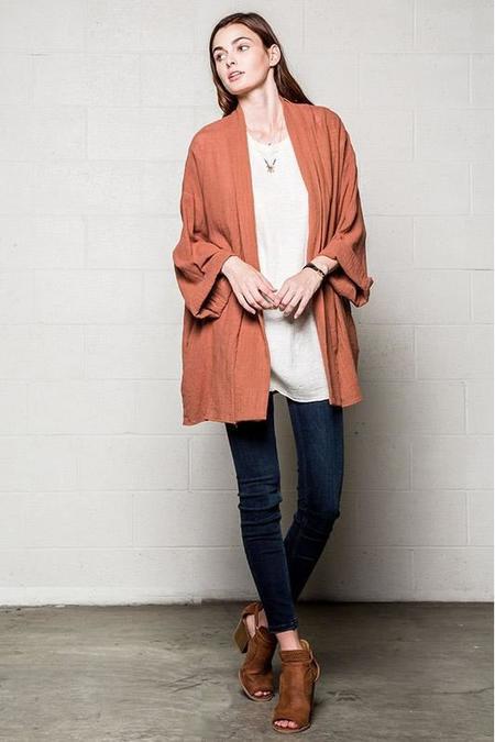 Love In Azumi Kimono