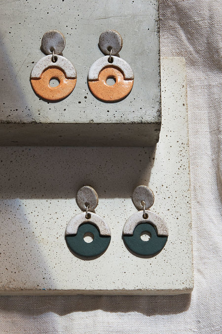 Gamma Folk Cosmo Earrings