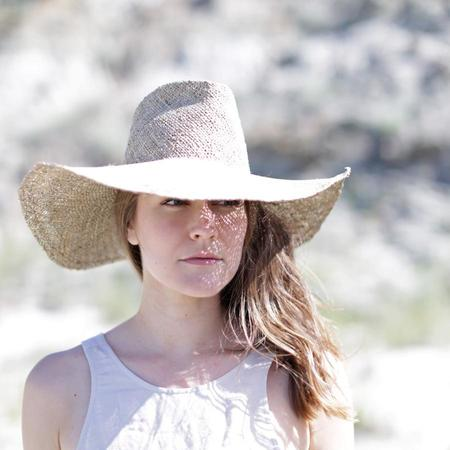 Clyde Pinch Panama Hat - Seagrass