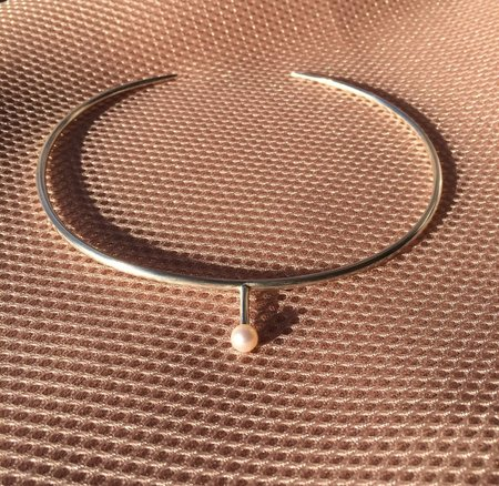 Noon Jewellery Pearl Choker