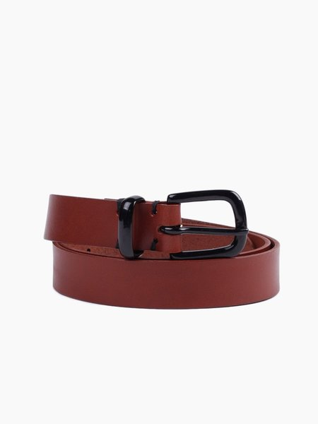 Oliver Spencer Coniston Belt Tan