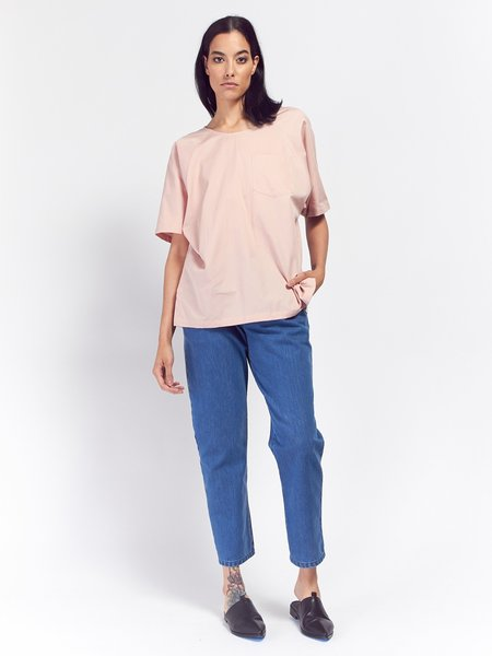 Kowtow Link Top - Rose