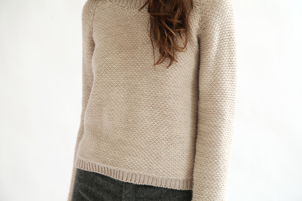Kordal Emma Sweater | French Gray