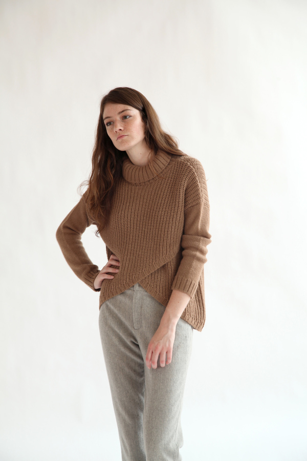 Kordal Owyn Sweater | Camel