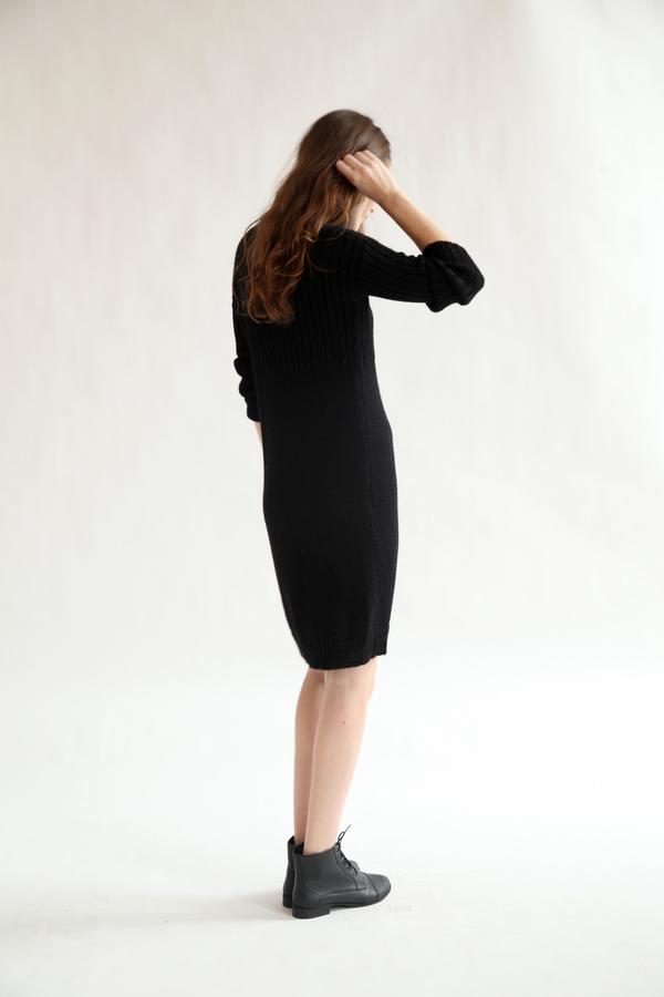 Kordal Ada Dress | Noir