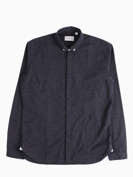 Oliver Spencer Aston Shirt Black
