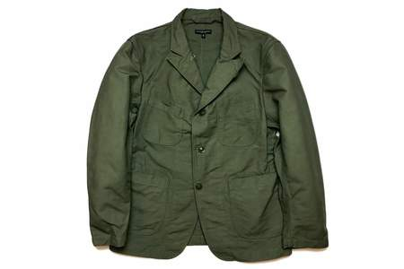 Engineered Garments Bedford Jacket Olive