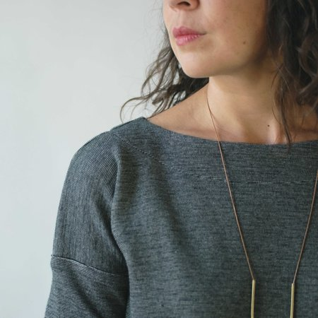 Jennifer Glasgow Floe Sweater