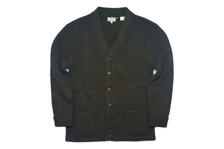 Levi's Vintage Clothing Cardigan Tall Grass