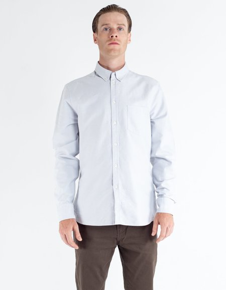 Filippa K Paul Oxford Shirt - White Fog