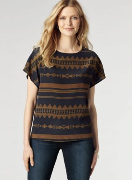 Pendleton Andrea Silk Top