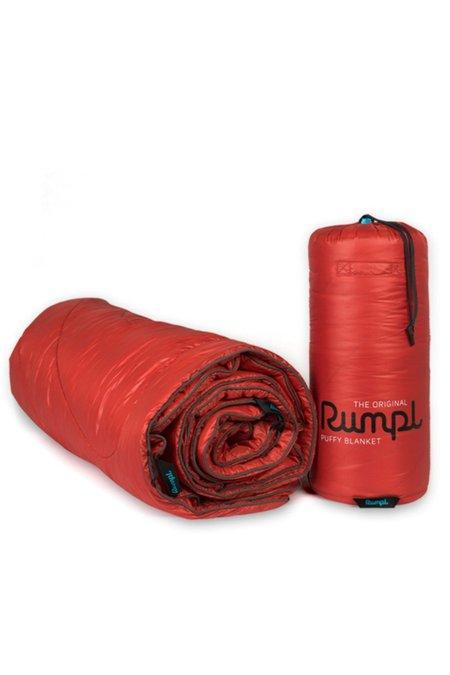 Rumpl Original Puffy Blanket Barn Red