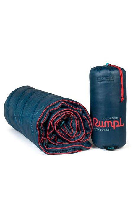 Rumpl Original Puffy Blanket Deepwater Blue