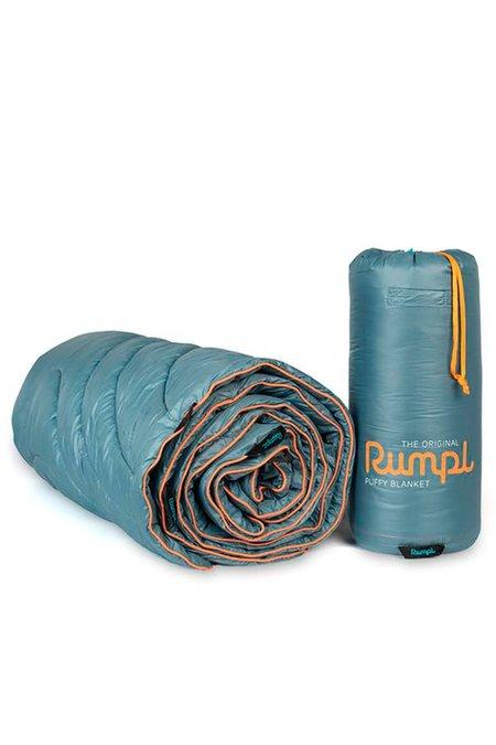 Rumpl Original Puffy Blanket Slate Blue