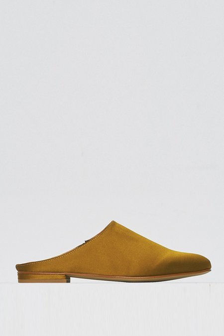 Intentionally blank Satin Library Mule