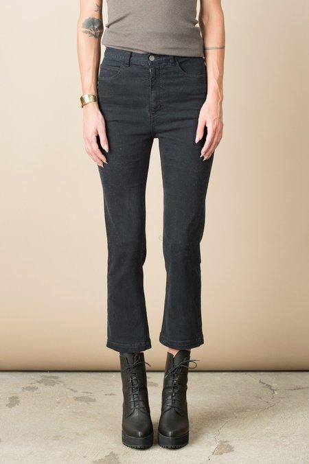 Rachel Comey Bismark Pant In Black Wash