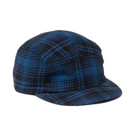 Maple Trail Cap Flannel - Navy