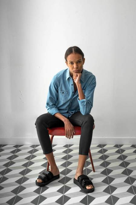 Unisex Chimala Chambray Work Shirt