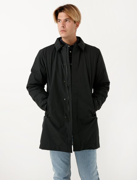 Norse Projects Mens Thor Goretex Black
