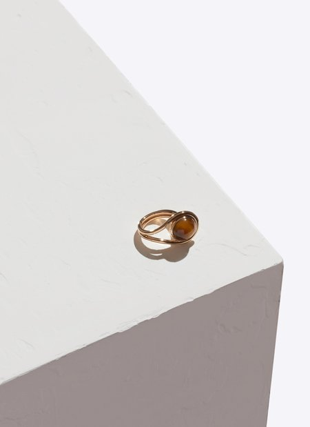 Pamela Love Large Lasso Ring