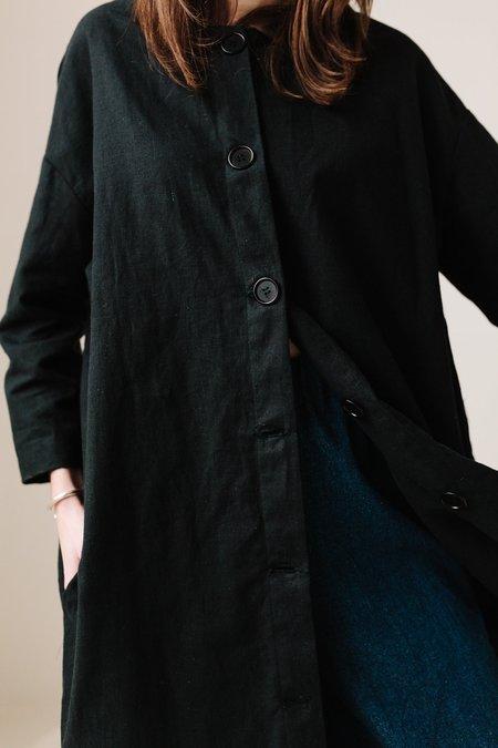 Open Air Museum Bristol Coat - Black