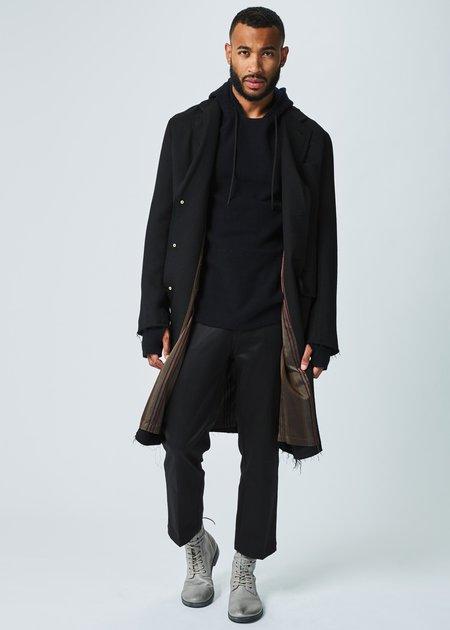 Uma Wang Giovanni Wool Coat