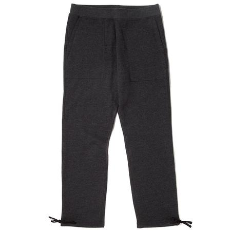 {ie SWEATPANT - HEATHER CHARCOAL