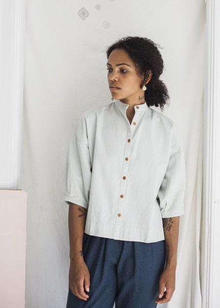 Ilana Kohn Marion Shirt in Bone