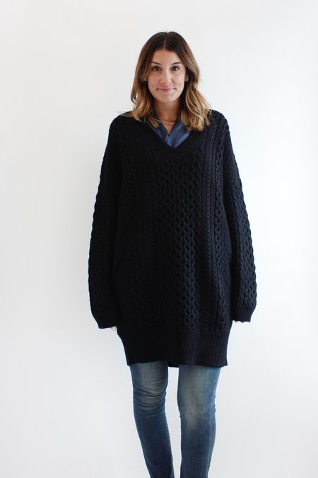 6397 Cable Sweater