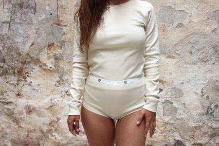 Baserange Ladd Body – Noil Cotton