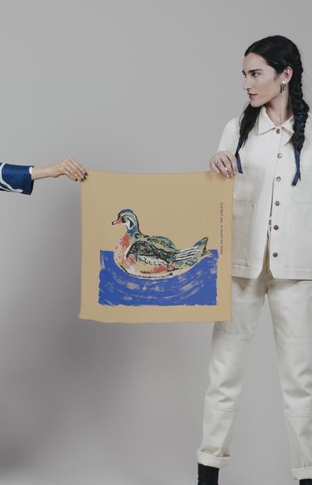 Annie McLaughlin x Carleen Duck Scarf