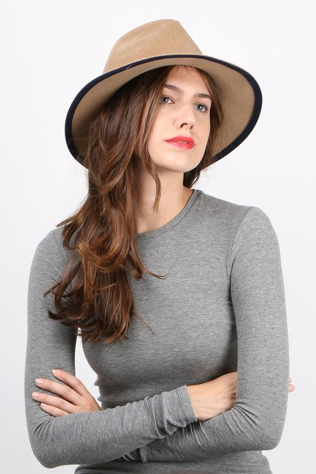 Lola French Tip Hat