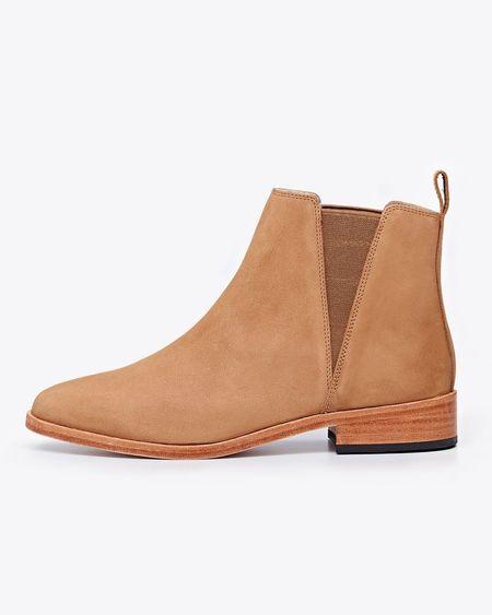 Nisolo Chelsea Boot - Sand