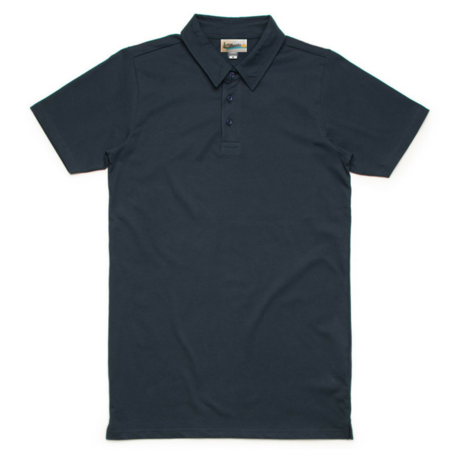 Men's Milworks Tim Polo Navy
