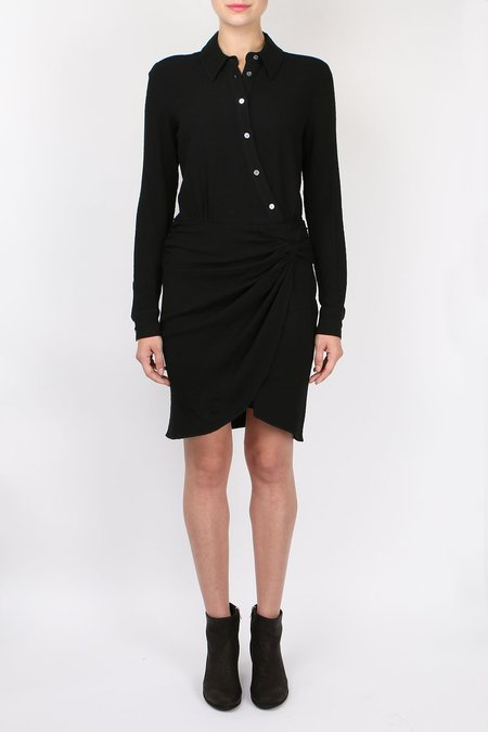 Veronica Beard Wren Twist Shirtdress