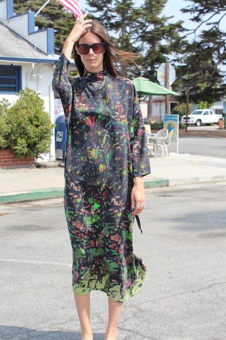 Anntian Easy Dress Print C
