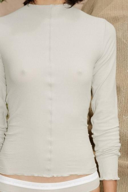 Baserange Lege Long Sleeve - Cotton Rib